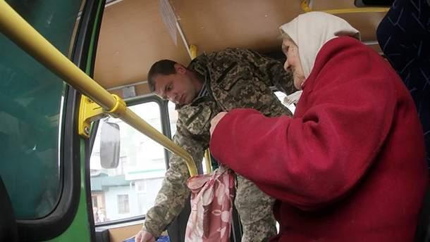 В Украине вырастут штрафы за отказ в льготном проезде участникам боевых действий и ветеранам