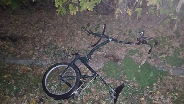 Оперуповноважений управління захисту економіки скоїв смертельний наїзд на велосипедиста