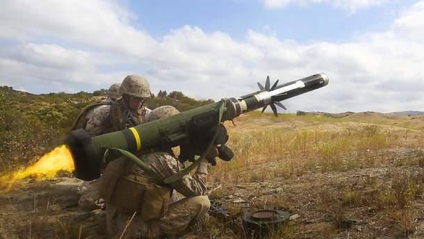 Україна отримає системи Javelin