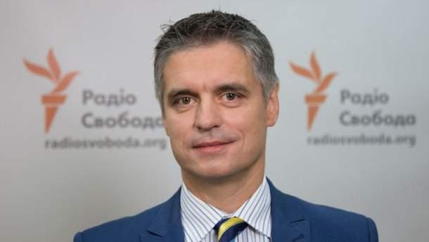 """Пристайко розповів про план """"Б"""" України щодо Донбасу"""