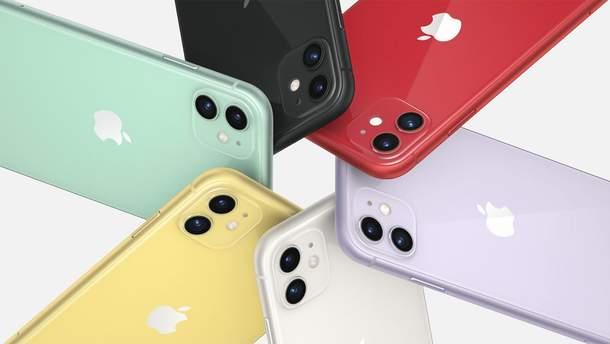 Попит на iPhone 11 вищий, ніж очікували