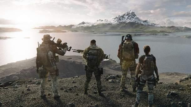 Украинцы сняли трейлер игры Tom clancy's Ghost Recon Breakpoint