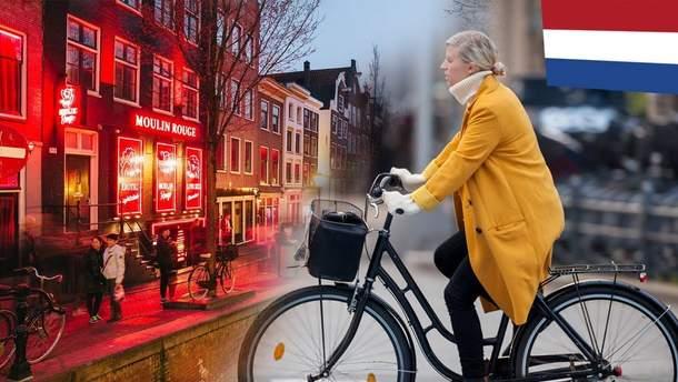 Нидерланды, а не Голландия