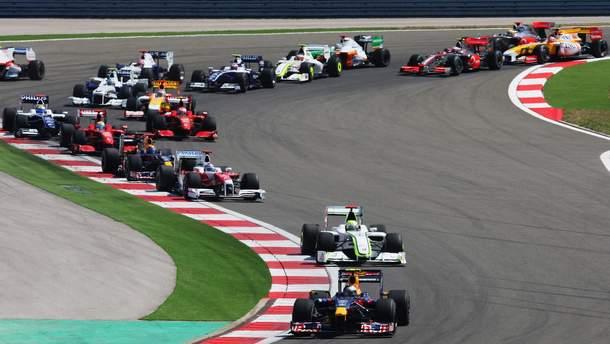 Календарь Формулы-1 на 2020 год