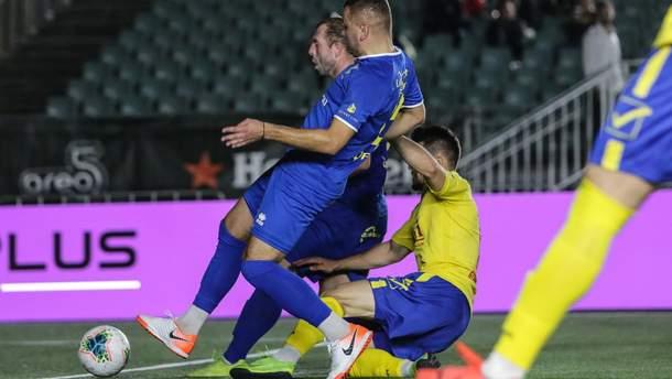 Украина одержала разгромную победу на чемпионат мира по мини-футболу