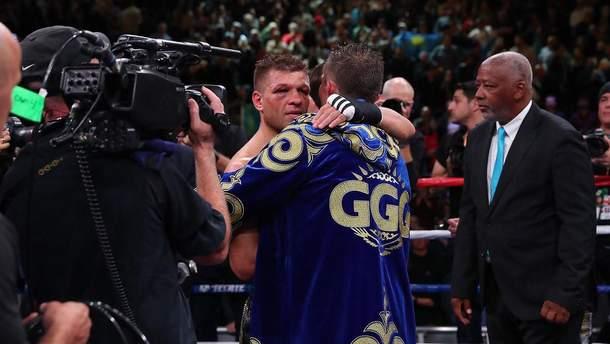 ESPN, BoxingScene и болельщик отдали победу Деревянченко в бою с Головкиным