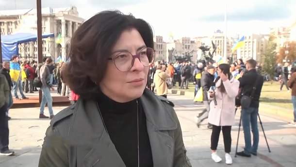 Оксана Сыроед