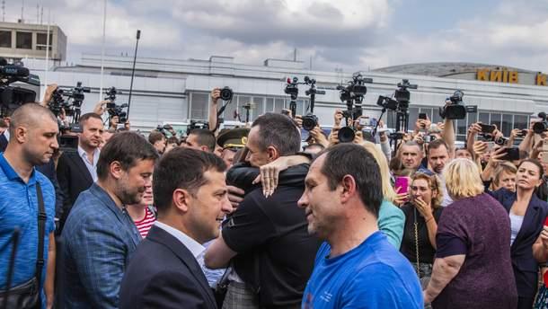 Всі російські ув'язнені говорили, що заздрять Україні, – Карпюк про нову владу