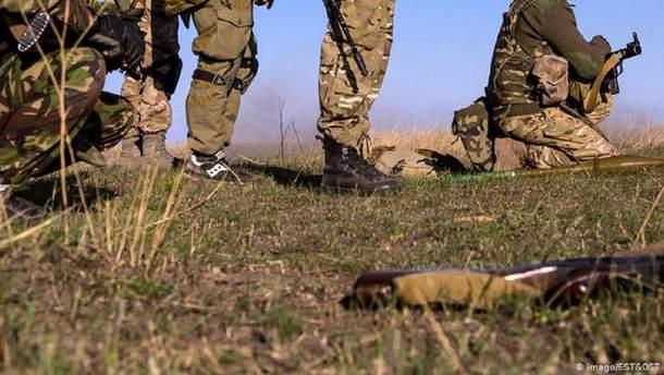 На Донбассе снова погиб украинский военный