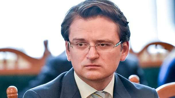 Разворот Украины от ЕС недопустим и экономически невыгоден, – Кулеба
