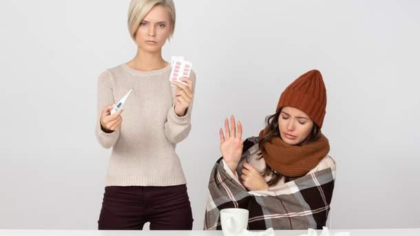 Когда ожидать новую волну заболеваний гриппом