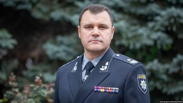 Игорь Клименко – новый глава Национальной полиции Украины