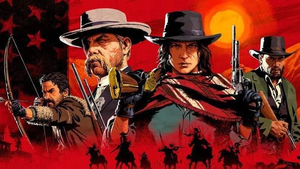 Red Dead Redemption 2 на PC: дата релізу та трейлер гри