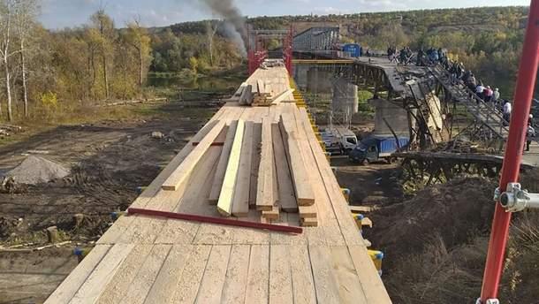 Мост возле Станицы Луганской