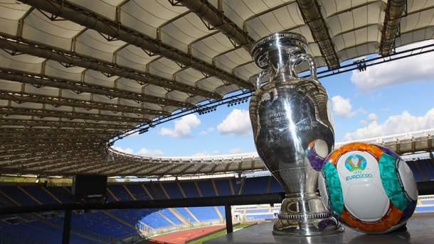 Квалификация Евро-2020: результаты матчей и видео голов 12-го октября