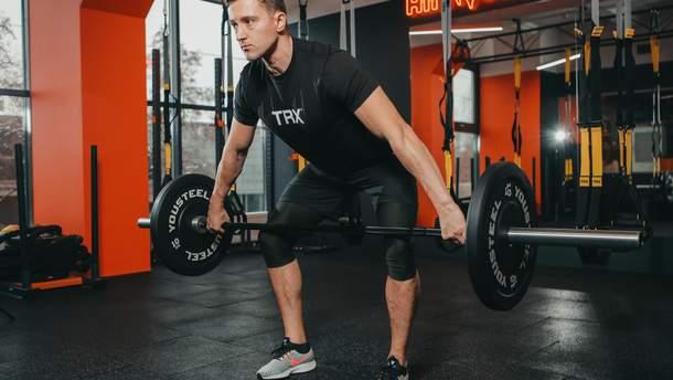 Користь силових тренувань