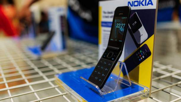 """Новую """"жабку"""" Nokia Flip 2720 можно купить в Украине: 4G и месяц работы на одном заряде"""