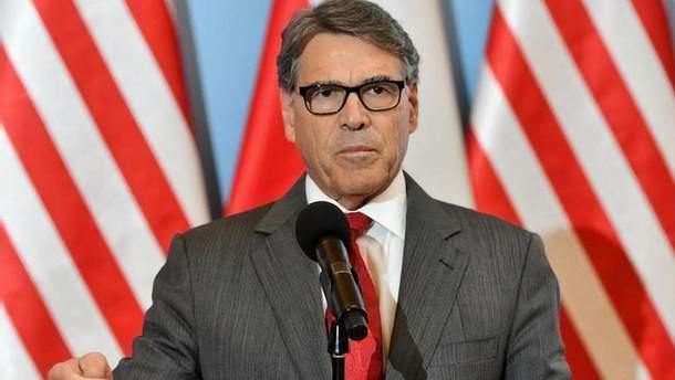 """Министр энергетики США отрицает давление на руководство Украины относительно """"Нафтогаза"""""""