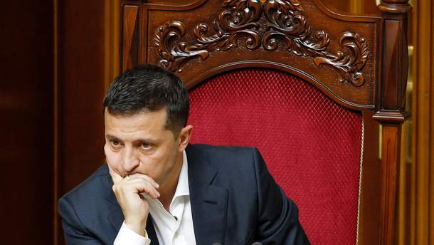 """У Зеленського  запевнили, що окупанти """"не сядуть поруч з депутатами Верховної Ради"""""""