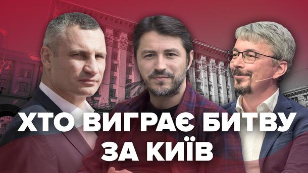 Все о выборах мэра Киева 2020 – Кличко против всех в мэры Киева