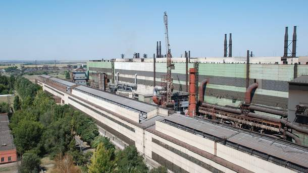 Нікопольський завод феросплавів
