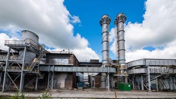 Завод феросплавів