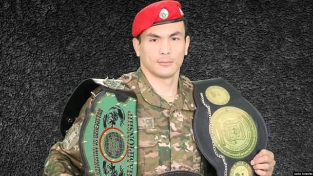 Бекзод Нурматов помер після бою