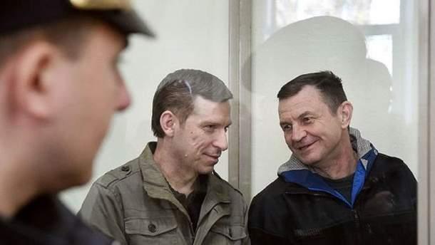 Дудка и Бессарабов исчезли из колонии в Крыму