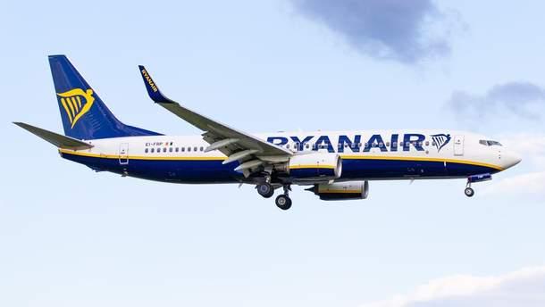 Ryanair влаштував масштабний розпродаж квитків