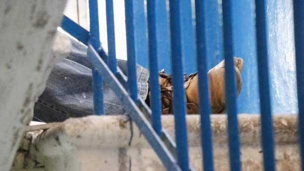 Мужчина покончил жизнь самоубийством в центре столицы