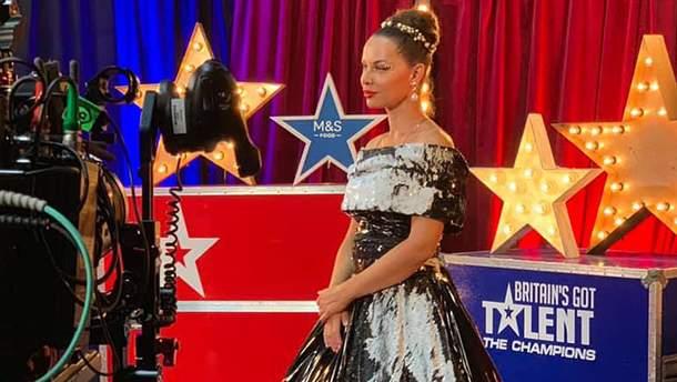 Ксения Симонова в Америке на Britain's Got Talent - видео