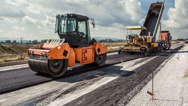 Украинскую власть призывают использовать накопленные промышленные отходы для строительства дорог