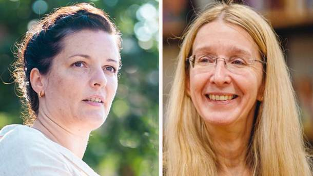 Зоряна Скалецкая и Ульяна Супрун