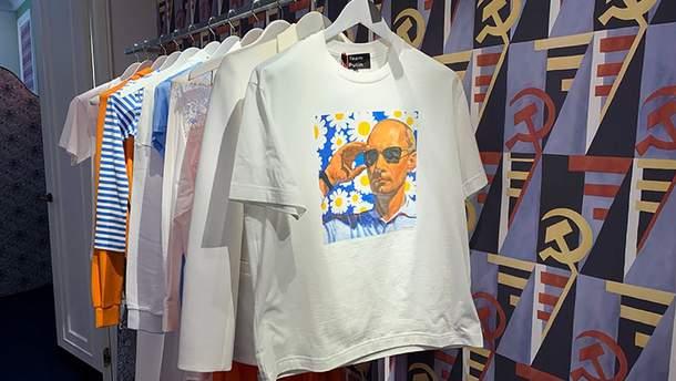 В Москве открыли магазин, посвященный Владимиру Путину