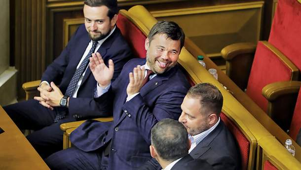 Богдан вероятно давил на судью Конституционного суда