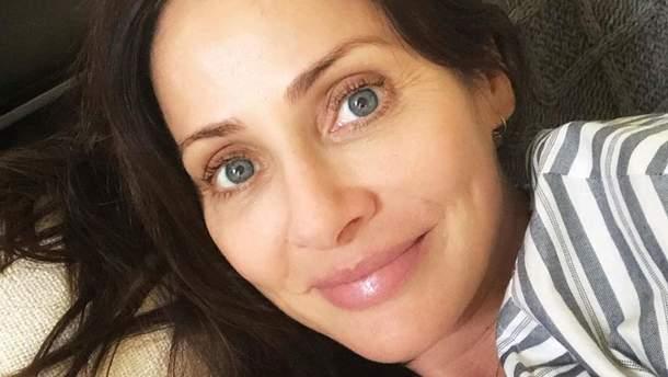 Наталі Імбрулія вперше стала мамою