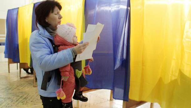 57% внутренних переселенцев в Украине готовы голосовать на местных выборах по месту жительства