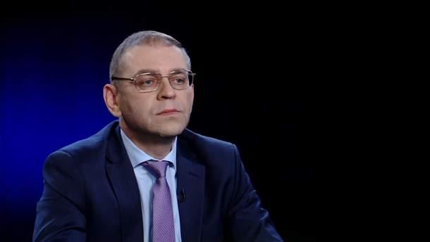 Пашинського відправили за ґрати до 4 грудня