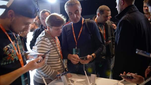Презентация Xiaomi в Киеве