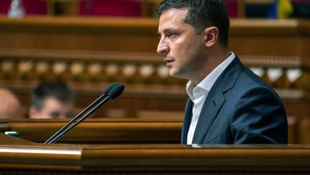 Зеленський висловився про звільнення окупованого Криму