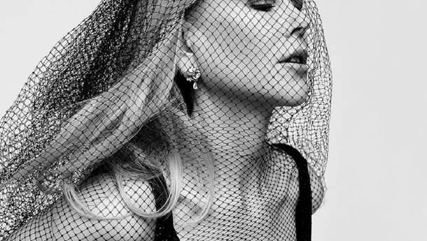 Зваблива Ніколь Кідман знялася у прозорій сукні для Elle: фото