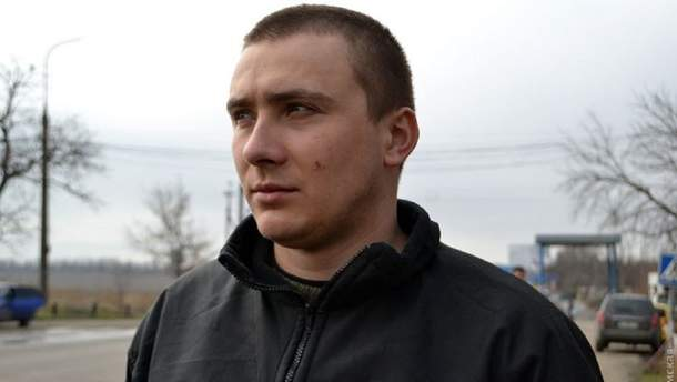 СБУ розслідуватиме напади на одеського активіста Стерненка