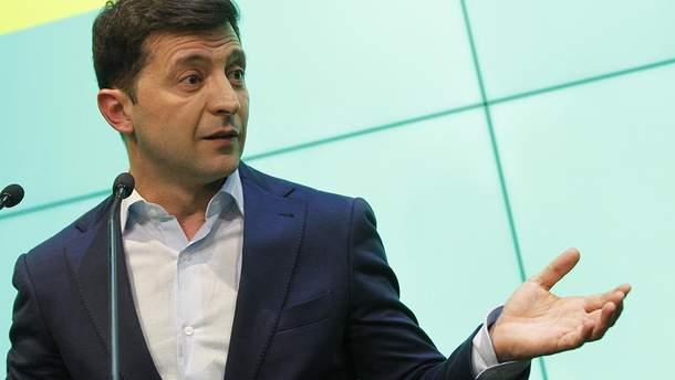 Зеленський підтримує позицію уряду щодо ФОПів