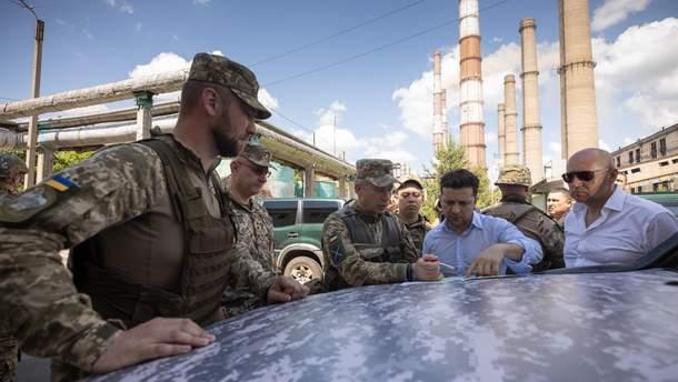 Зеленський пояснив, чому слід припинити війну на Донбасі вже
