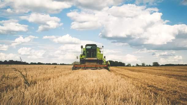Про сільське господарство і харчову промисловість України