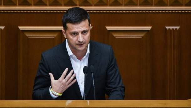 Зеленський пояснив, чому не обрав воєнний шлях завершення війни на Донбасі