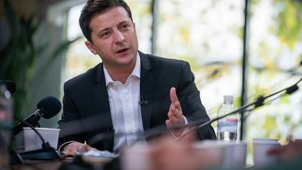 Зеленський заявив, що питання відновлення водопостачання до Криму не обговорюється
