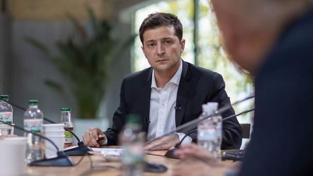 Зеленский рассказал, как планирует прекратить влияние олигархов на СМИ