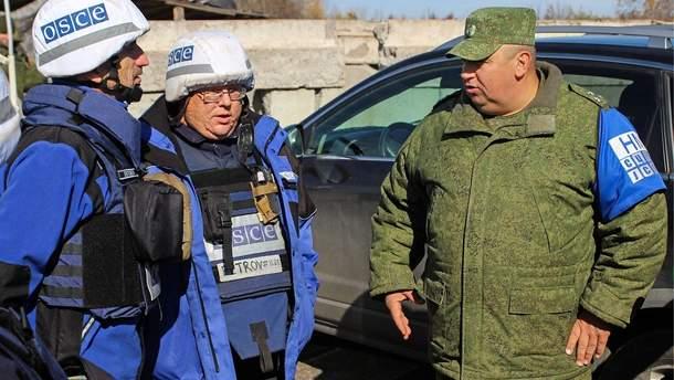 Пророссийские боевики сорвали разведение войск