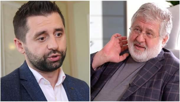 """Арахамія назвав кількість """"депутатів Коломойського"""" у пропрезидентській фракції"""
